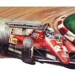 Didier Pironi (50x65cm)