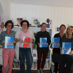 Stolze Teilnehmerinnen und ProfilPASS-Beraterinnen