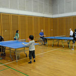 つながれスポーツマインド!〜卓球