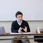 「すぎなみのボランティア活動の未来を語る」は、和 秀俊先生とボラセンの調査部会が中心になって行われました