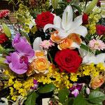 お祝い花1