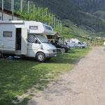 Campingplatz Algund