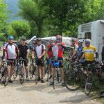 Die Rennradlgruppe