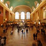 Grand Central Station - was für ein Bahnhof1!