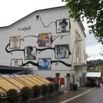 so kann Graffiti auch aussehen :.-)