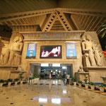 Luxor Hoteleingang