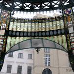Eingang Repräsentantenhaus