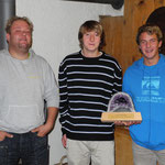Gewinner Jahresmeisterschaft Jungschützen