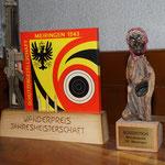 Der neue Jahresmeister Wanderpreis