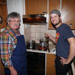Unser Küchenteam