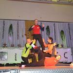 """LCC-Männerballett, Jubiläumstanz """"22 Jahre Männerballett"""""""