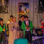 Oberbürgermeister Thomas Hirsch, Bürgermeister Dr. Maximilian Ingenthron, Ortsvorsteher von Godramstein Michael Schreiner sowie Landtagsabgeordnete Christine Schneider