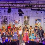 """Schautanz der Aktiven Garde """"Welt der Musicals"""""""