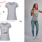 Textildruck - T-Shirt bedrucken
