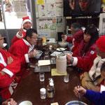 お昼は釜石に来たらハズせない名店、ラーメンの「こんとき」にて。