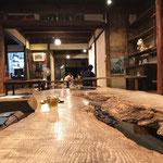 美観地区の町家カフェ