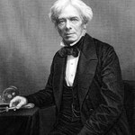 Michael  Faraday discovered electricity