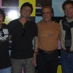 RADIO INOLVIDABLE. PERU. REUNION CON FANS.