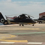 Heliport in Monaco