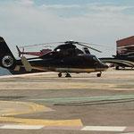 Heliport in Monaco