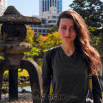 パオラ・がルガーノさん。日本にも旅行したことがある