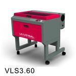 VLS3.60 red