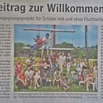 Schwäbische Zeitung 23.07.2015