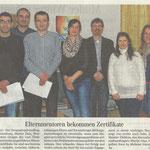 Schwäbische Zeitung 12.03.2014