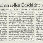 Schwäbische Zeitung 2012