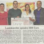 Schwäbische Zeitung 20.07.2015