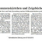 Schwäbische Zeitung 07.05.2015