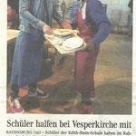 Schwäbische Zeitung 12.02.2015