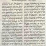 Schwäbische Zeitung 18.05.2016