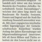 Schwäbische Zeitung 14.10.2016