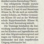 Schwäbische Zeitung 14.12.2013