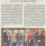 Schwäbische Zeitung 23.01.2015