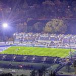 Das Ernst-Abbe-Sportfeld in Jena