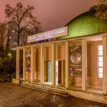 Das dienstälteste Planetarium der Welt steht natürlich in Jena