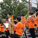 丸亀市イベント 吹奏楽