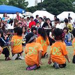 丸亀市野外イベントダンス