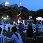 丸亀市イベント風景