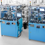 Standard Montagezellen für bis zu 6-teilige Baugruppen