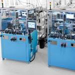AGFAR, Standard Montagezellen für bis zu 6-teilige Baugruppen
