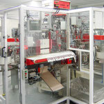 Medtech Rundtackt Montagemaschine