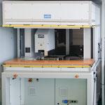 Hochpräzisions Montagezelle mit komplexer Bildverarbeitung