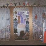 В Экоградском театре начинается спектакль