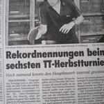 Zeitungsausschnitt der Kronenzeitung