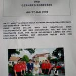 Hochzeit von Gerhard Koberger