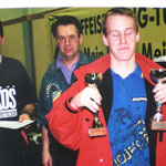 Ranglistenturnier in Zeiselmauer 21.2.1999