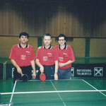 Gerhard Koberger, Michael Schmid und Michael Müller